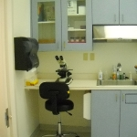 Section of our lab area