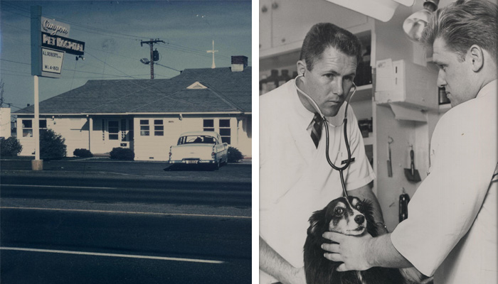 History of Canyon Pet Hospital and Drs